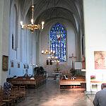 Wnętrze Kościoła Św. Józefa