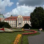 Pałac Opatów w Parku Oliwskim