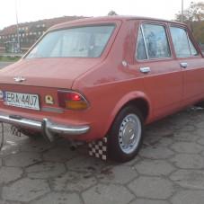 Zastava 1100p 1976 cz2
