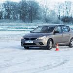 Zimowe szkolenie bezpiecznej jazdy