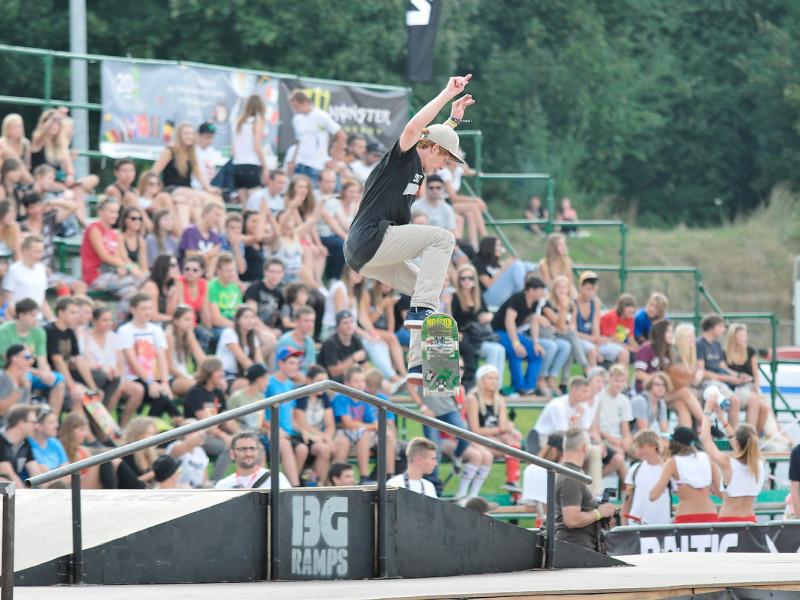 Illusion i sporty ekstremalne na Baltic Games