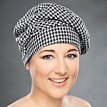 Kolekcja turbanów Beaute de Femme, model - Mirona