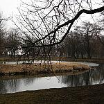 Potok Oliwski i park wzdłuż ul.Pomorskiej