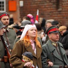 Parada Niepodległości 2013 - Gdańsk