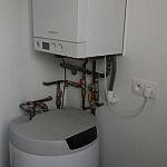 Kondensacyjny kocioł gazowy viessmann z zasobnikiem ciepłej wody 100 litrów