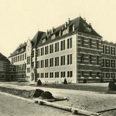 Politechnika Gdańska przed 1945 r.