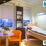 Pokój pacjenta w CMS Sanitas