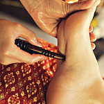 Tajski masaż stóp i nóg- refleksoterapia