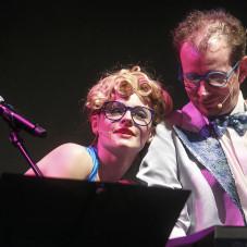Agata Moszumańska i Rafał Kowal