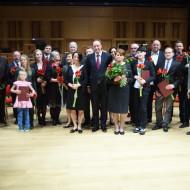Nominowani oraz laureaci Pomorskiej Nagrody Artystycznej