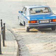 Mercedes-Benz w116 450SEL Gdańsk