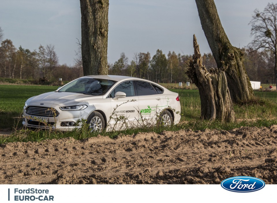 Nowy Ford Mondeo Hybrid
