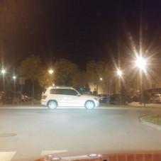 Parkowanie na rondzie