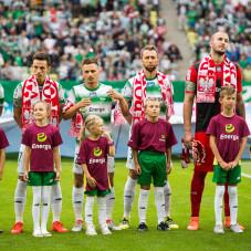 Drużyna Lechii Gdańsk