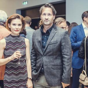 Olga Miłogrodzka i Michał Stankiewicz