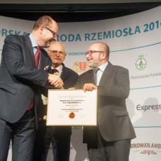 Paweł Adamowicz i Stefan Gajewski
