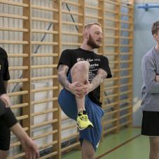 Kacper Gomólski i Linus Sundstroem