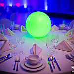 Kula LED bezprzewodowa