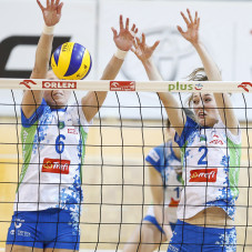 Małgorzata Skorupa i Beata Mielczarek