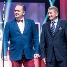 Wojciech Przybylski i Tomasz Tomiak