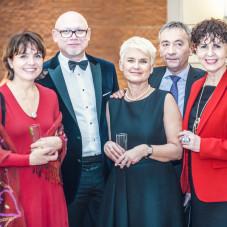 Magdalena Beneda, Maciej i Ewa Sowińscy, Dorota Sobieniecka, Andrzej Karbowiak