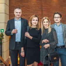 Grzegorz Boike, Dominika Wojtasik, Magdalena Boike, Marcin Wojtasik