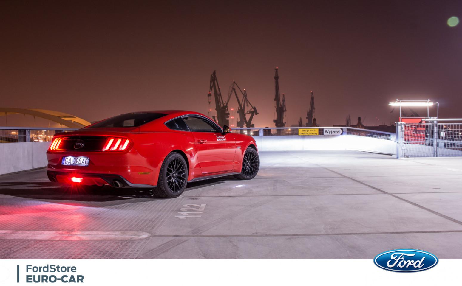 Ford Mustang V8 FordStore Euro-Car