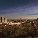 Gdańsk z Góry Gradowej