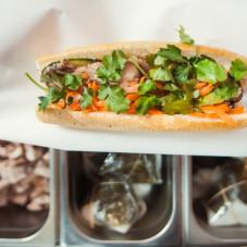 Kanapka banh mi z boczkiem - Viet Street Food