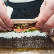 Przygotowywanie sushi