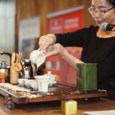Pokaz parzenia herbaty