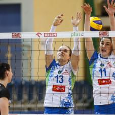 Natalia Gajewska i Justyna Łukasik