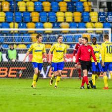Vinicius da Silva de Oliveira Marcus, Tadeusz Socha, Michał Marcjanik, Yannick Kakoko Sambea