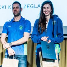 Piotr Matela i Justyna łukasik