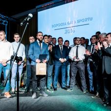 Ogniwo Sopot - drużyna roku