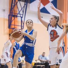 Agnieszka Ostrowska i Justyna Wróbel