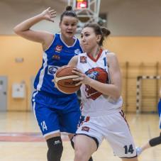 Jastina Kosalewicz i Edyta Faleńczyk