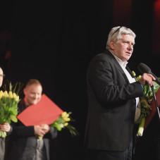Andrzej Nowakowski - laureat nagrody Splendor Gedanensis