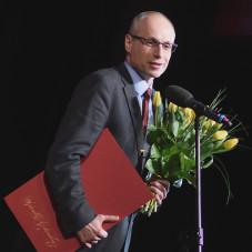 Paweł Machcewicz - laureat nagrody Splendor Gedanensis