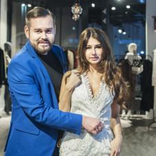 Tomasz Olejniczak i Ismena Warszawska