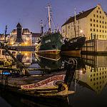 Gdańsk wieczorową porą #1