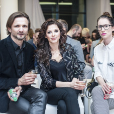 Radosław Juchnowicz, Dominika Zabrocka, Justyna Zalewska