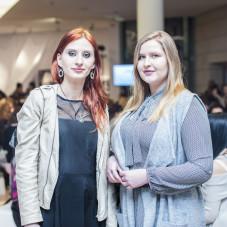 Kinga Starsiewska i Weronika Labandt