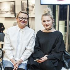 Katarzyna Jama i Karolina Łończyńcka