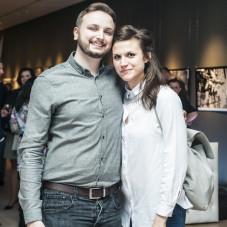 Remi Kopliński i Natalie Dewison