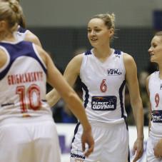 Aneta Kotnis i Kamila Podgórna