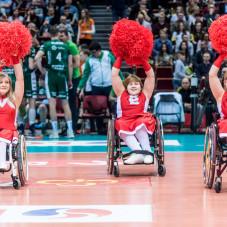 Cheerleaders Flex Pomorze