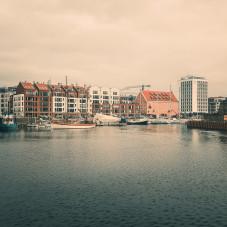 Gdańsk - City Still Under Construction