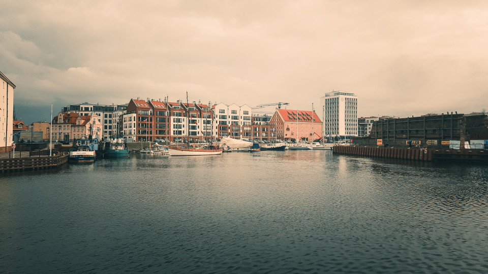 Gdańsk - City Still Under Construction