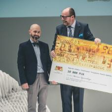 Nagroda Amertif Design Award dla Marcina Tymińskiego